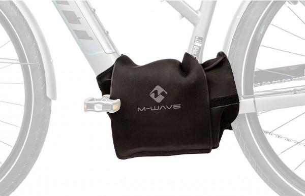 13100 E-Bike Motor Schutz, NEOPREN, Universell z.B. für Bosch, Panassonic, Brose, Shimano